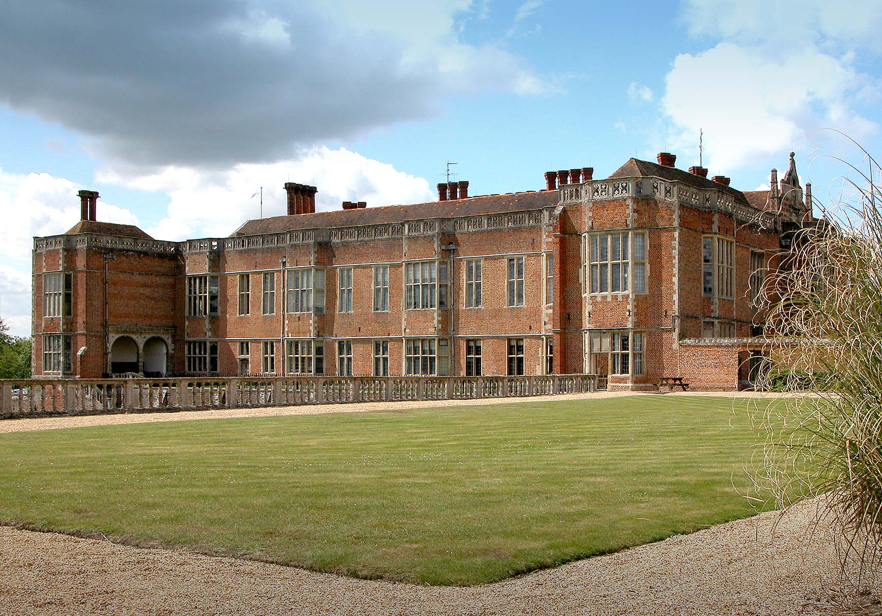Bramshill Mansion GHK Architects