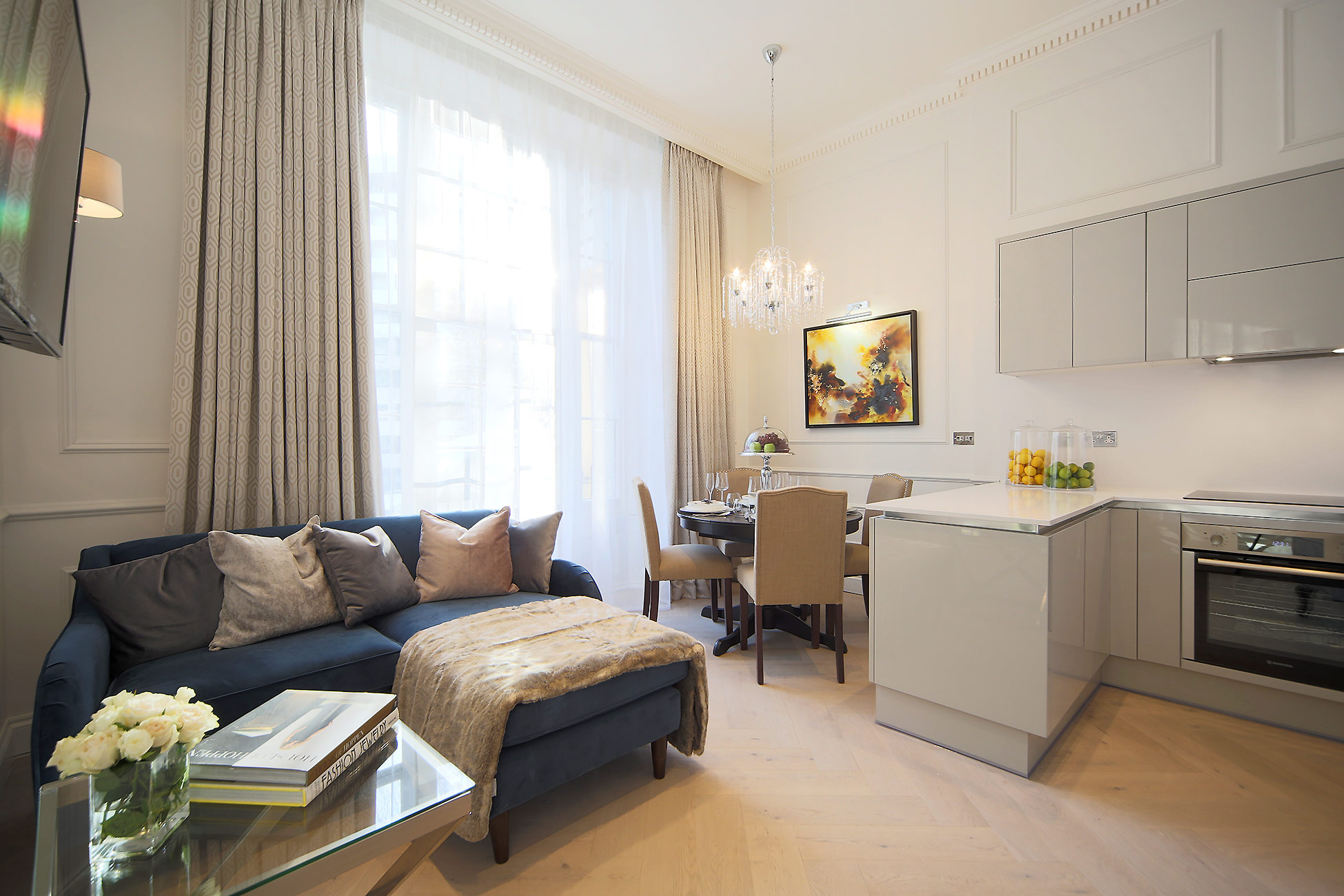 Gloucester Gardens Apartment