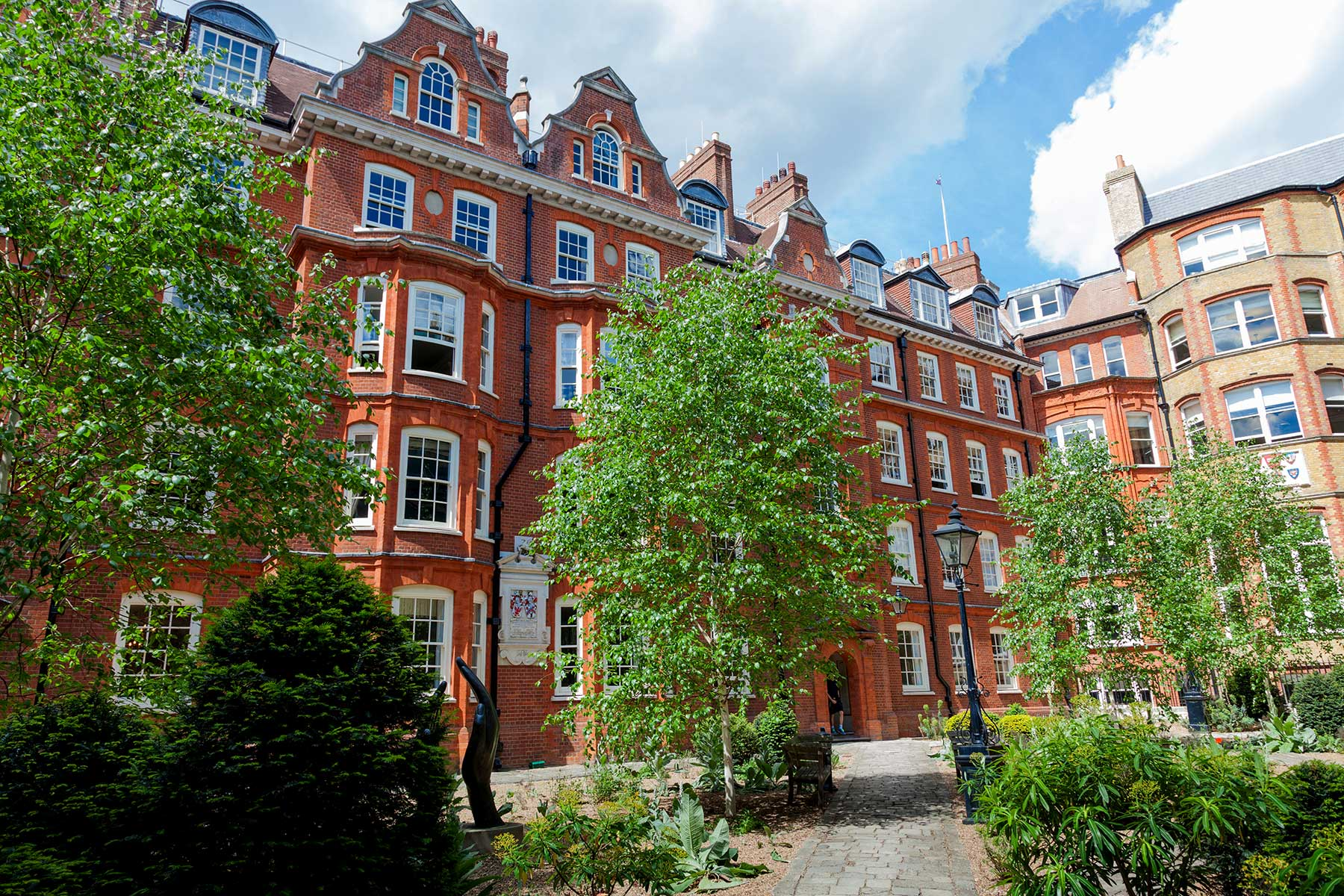Hare Court, Inner Temple GHK Architects