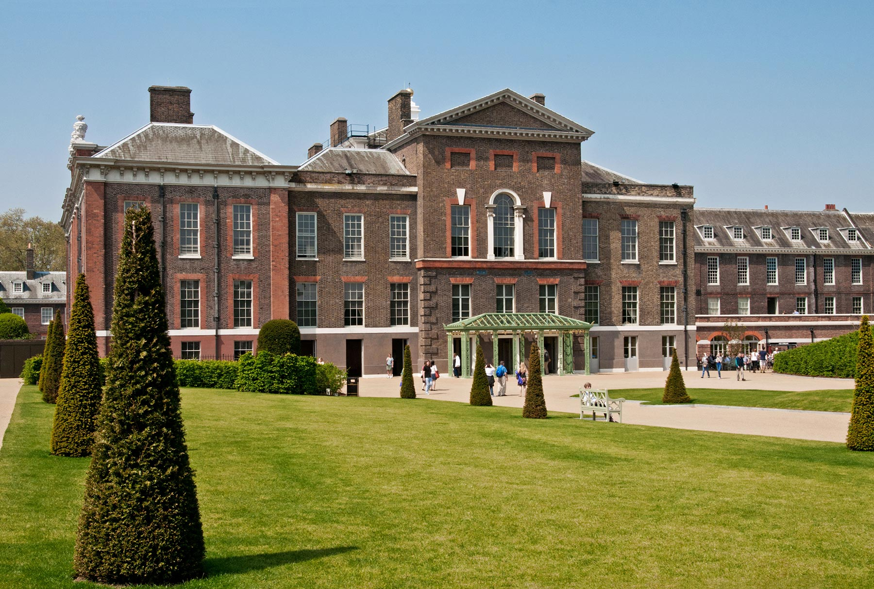 Kensington Palace GHK Architects