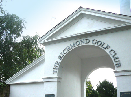 Richmond Golf Club exterior GHK Architects