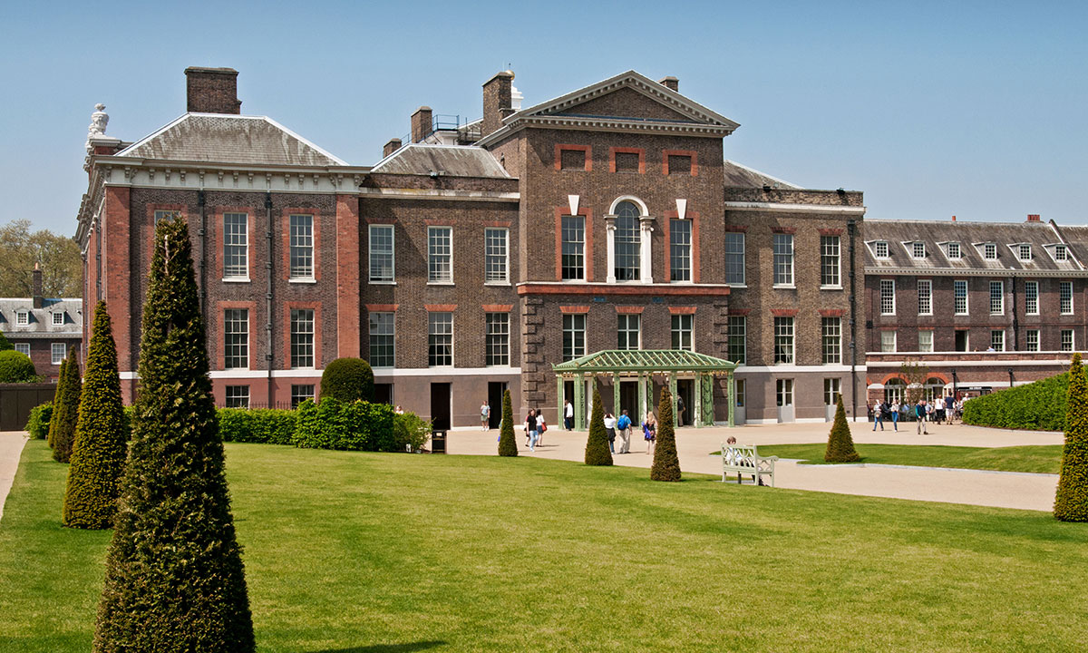 Kensington Palace Visitor Centre GHK Architects